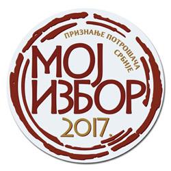 Moj izbor logo