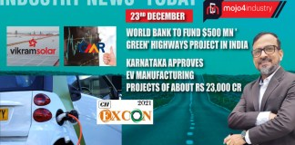 World Bank Fund $500 Mn Green Highways Project India Industrial News Bulletin.jpg