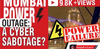 Mumbai power outage: A cyber sabotage? | Special Report on mojo4industry