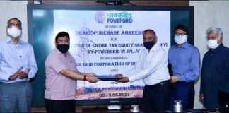 POWERGRID acquires 74% stake in Jaiprakash Power