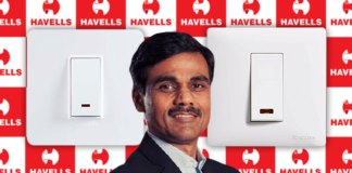 Havells launches virus-safe switches