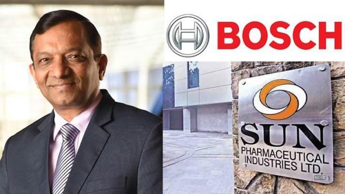 former mahindra md pawan goenka joins bosch and sun pharma