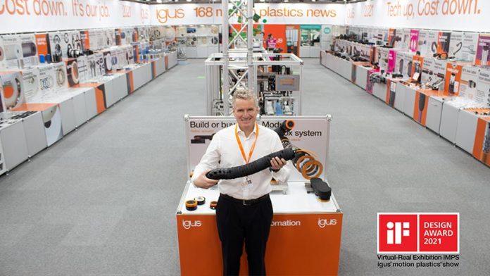 igus unveils 168 motion plastics innovations