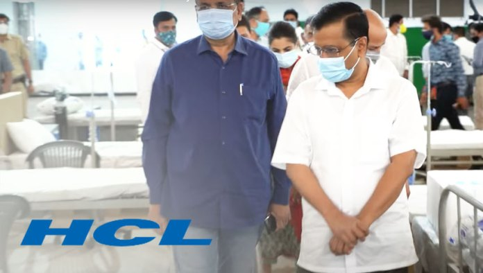 hcl provides 17 ready to use oxygen plants in delhi