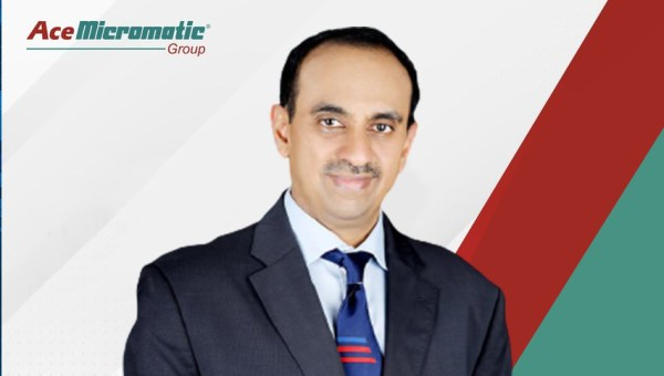 chandrashekar bharathi founder and md acemicromatic mit a part of acemicromatic group – india's largest manufacturer of cnc machines
