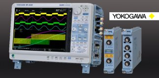 yokogawa test & measurement introduces dl950 scopecorder for improved efficiency in development of automobiles, mechatronics, and power electronics