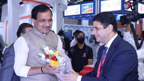 renewable energy india expo v