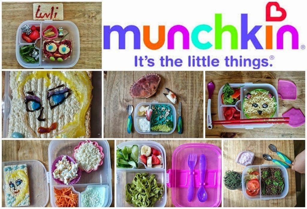 Bento Week – Munchkin Bento Box