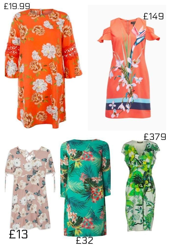 5 Must-Have Floral Dresses (Splash & Save)