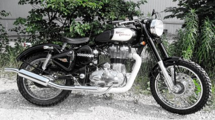 Royal Enfield Rumbler