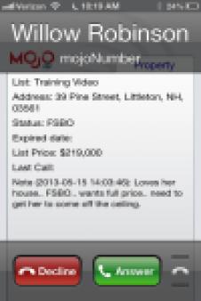 Mojo ID image