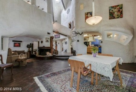 can real estate prospecting sell the Flinstone House?