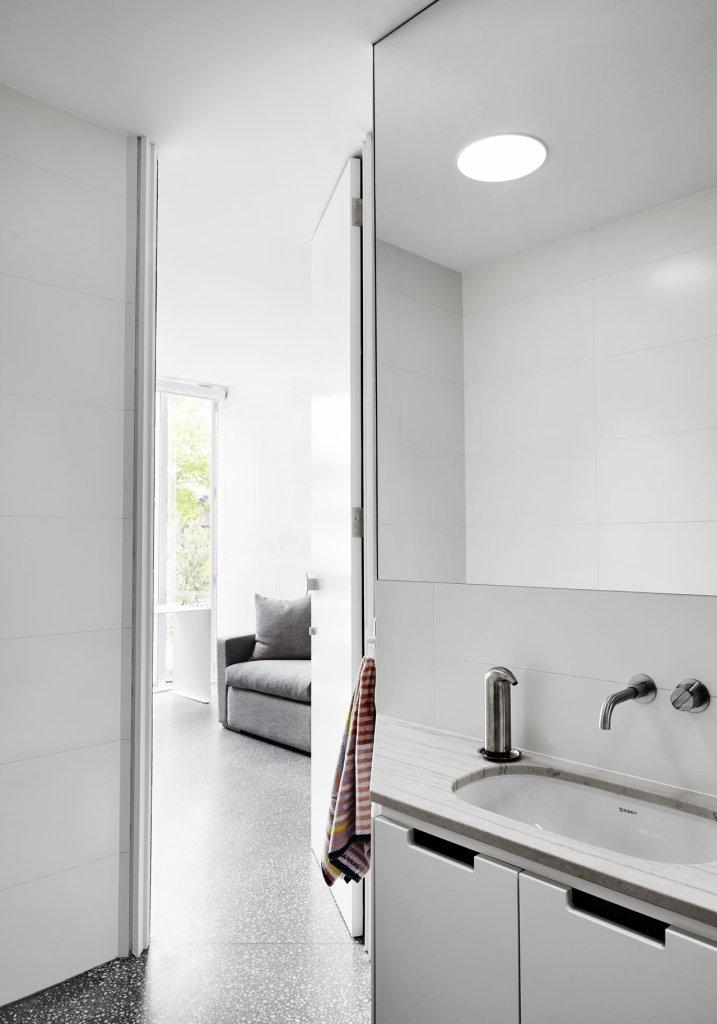 Moderna kuća nastala spajanjem tri bloka