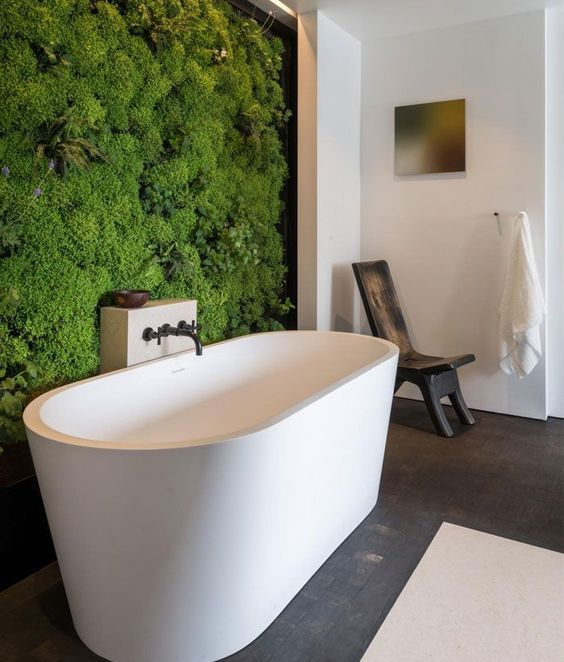 Kako urediti zid u kupaonici? Donosimo nekoliko primjera za inspiraciju
