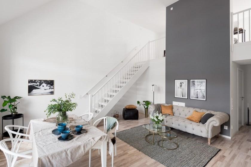 Mala površina i visoki strop idealna kombinacija za dodavanje međukata