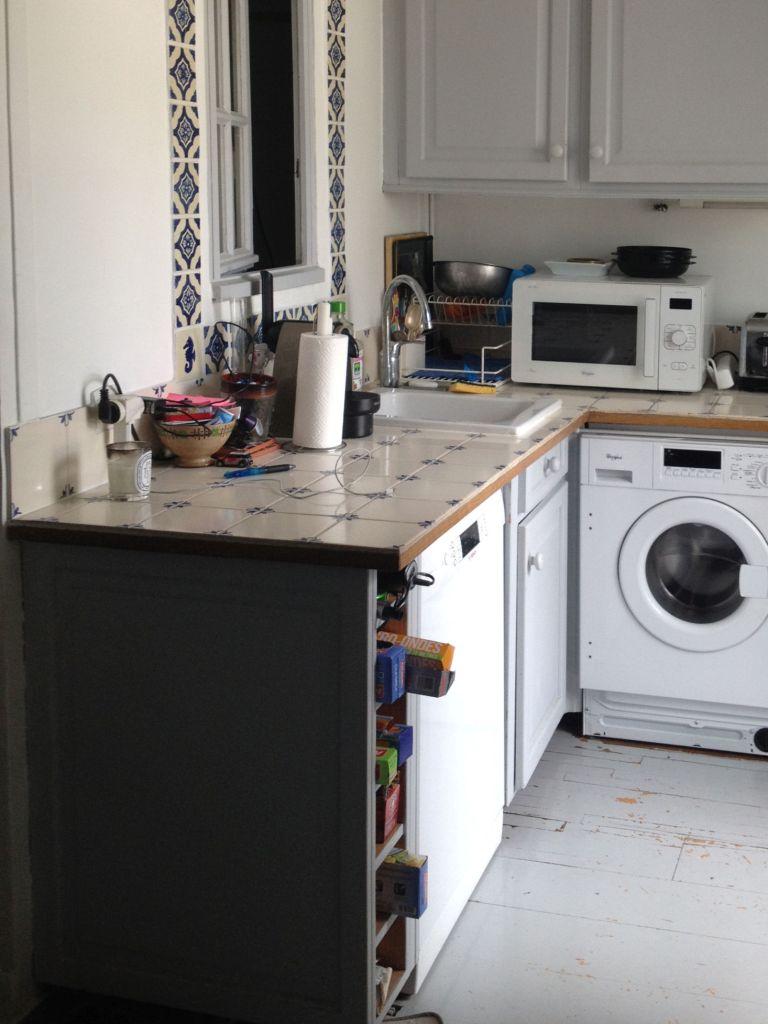 Preuređenje male kuhinje u potkrovlju