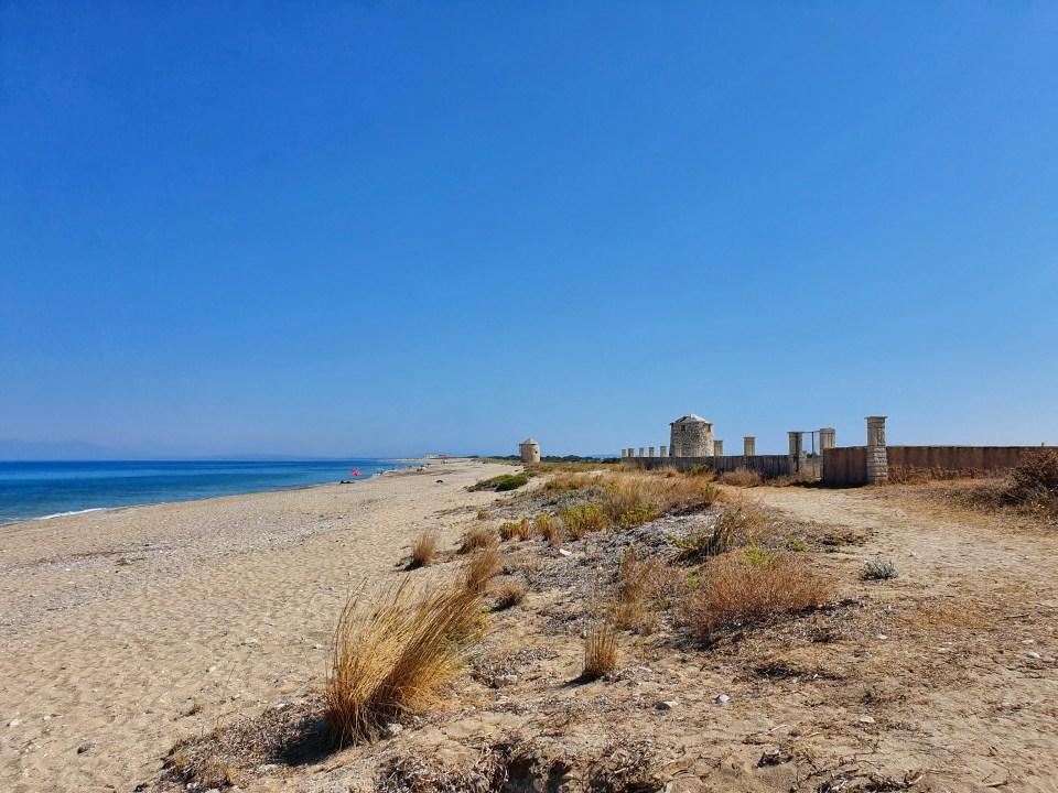 Plaža Agios Ioanis