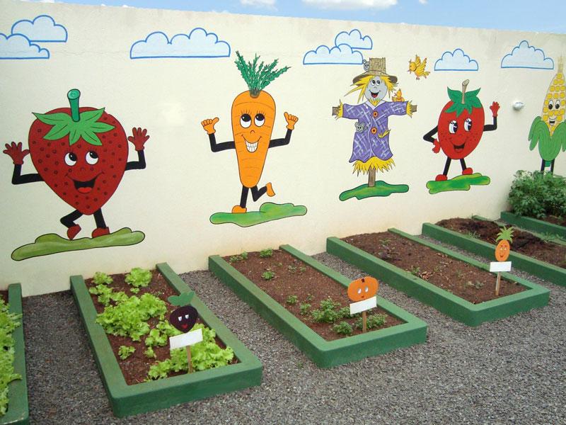 Excepcional educacao-infantil-horta - Prefeitura Municipal de Moju - PA PL13