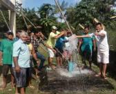 Vice-prefeito Jardel faz entrega de nova bomba d'água na Vila Soledade no Alto Moju!