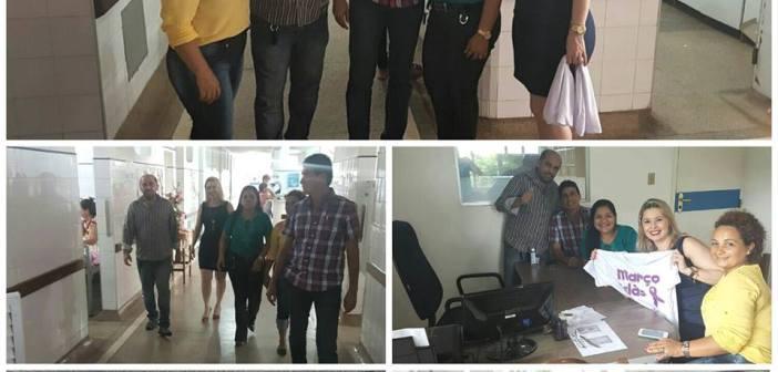 Parceria com a SESPA garante reforço à saúde de Moju após regulação do Hospital Julia Seffer!