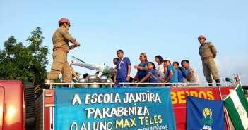 Escolas Municipais de Moju comemoram medalhas de ouro, prata e bronze em Paralimpíada Nacional