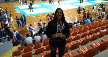 Mojuenses são destaques no Campeonato Internacional Sulamericano de Jiu Jitsu Esportivo