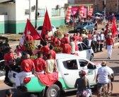Círio do Divino Espírito Santo, reúne dezenas de fiéis na cidade de Moju.