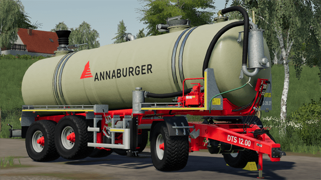 Read more about the article Annaburger HTD Pack