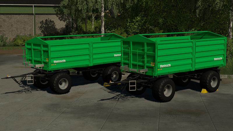 Reisch RD130 & RD150