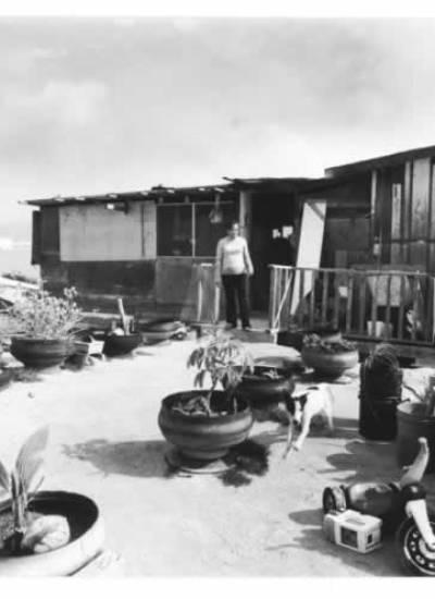 Mokauea Island homes
