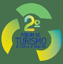 Logotipo do Fórum de Turismo Atibaia e Região