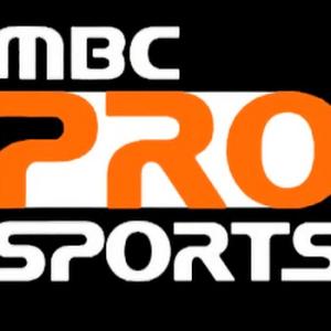 تردد قناة ام بي سي برو سبورت 2017 المفتوحة والمشفرة على عربسات MBC PRO SPORTS