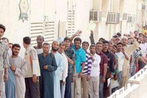 السعودية تصدر قرارا عاجلا يهدد العمالة المصرية