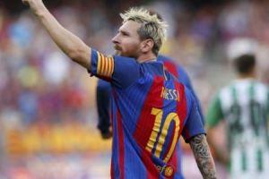مفاجأة: برشلونة يتخلى عن بعض لاعبيه بسبب ميسي