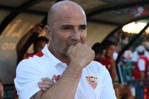 سامباولي يكشف سبب فوز إشبيلية على ريال مدريد يوم أمس