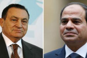 السيسي يسأل مبارك عن جزيرتي تيران وصنافير ومبارك يرد أنهما للسعودية