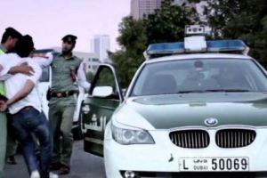 """شاب سعودي يهدي فنان لبناني """"حشيش"""" بدبي والشرطة تضبطه"""