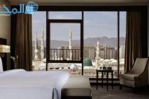 فنادق المدينة المنورة قريبة من الحرم النبوي الشريف