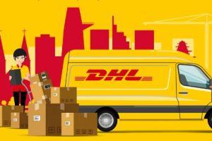 كيف اعرف شركة الشحن من رقم التتبع dhl