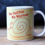 artemie sawugo mokkerij no coffee no workee art beker