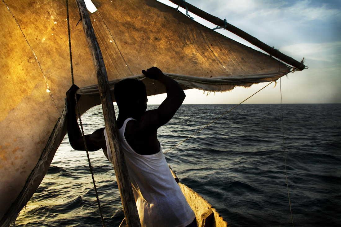Wavumba - Zij die naar vis ruiken