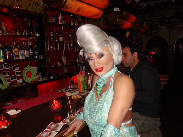 10 Amsterdamse Dragqueens