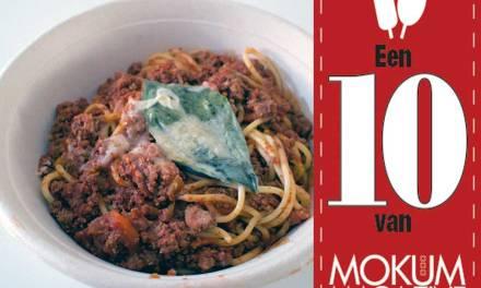 De lekkerste spaghetti bolognese van 020