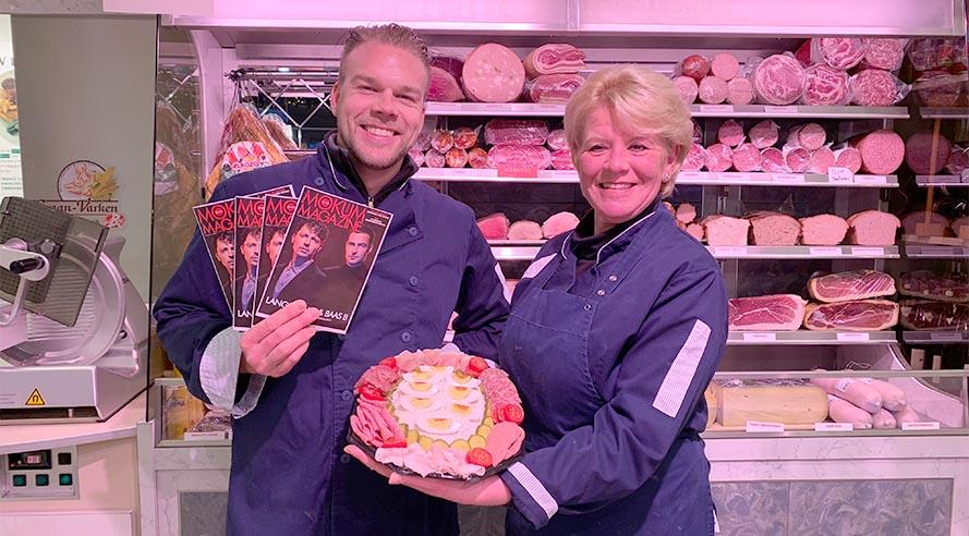 Slagerij Poldervaart: 'Winkeldame Anita maakt onze huzarensalade al zo'n 30 jaar!'
