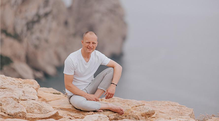 Charly Lownoise: 'Op de Dam krijg ik altijd een gevoel van zen'
