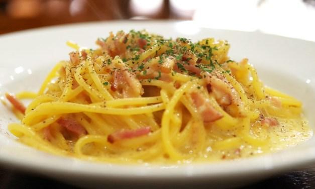 Test: De lekkerste pasta carbonara van Amsterdam