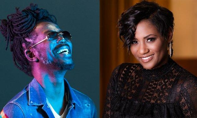 Zo kwamen Edsilia en Kenny B, die nu samen een single hebben, de coronacrisis door.