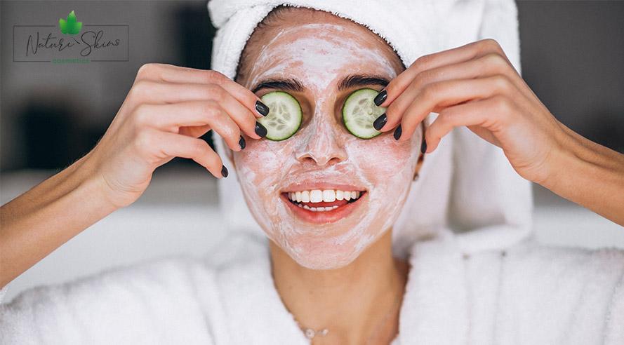 Bij Nature Skins krijg je een Eetbare Facial!