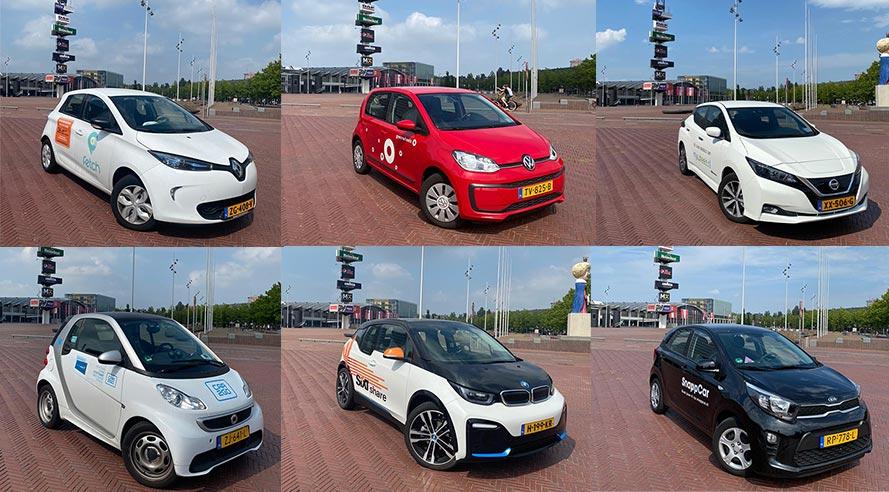 De beste deelauto van Amsterdam