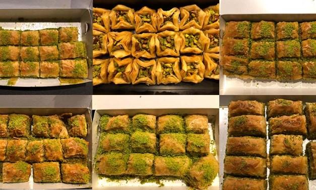 Test: De lekkerste baklava van Amsterdam